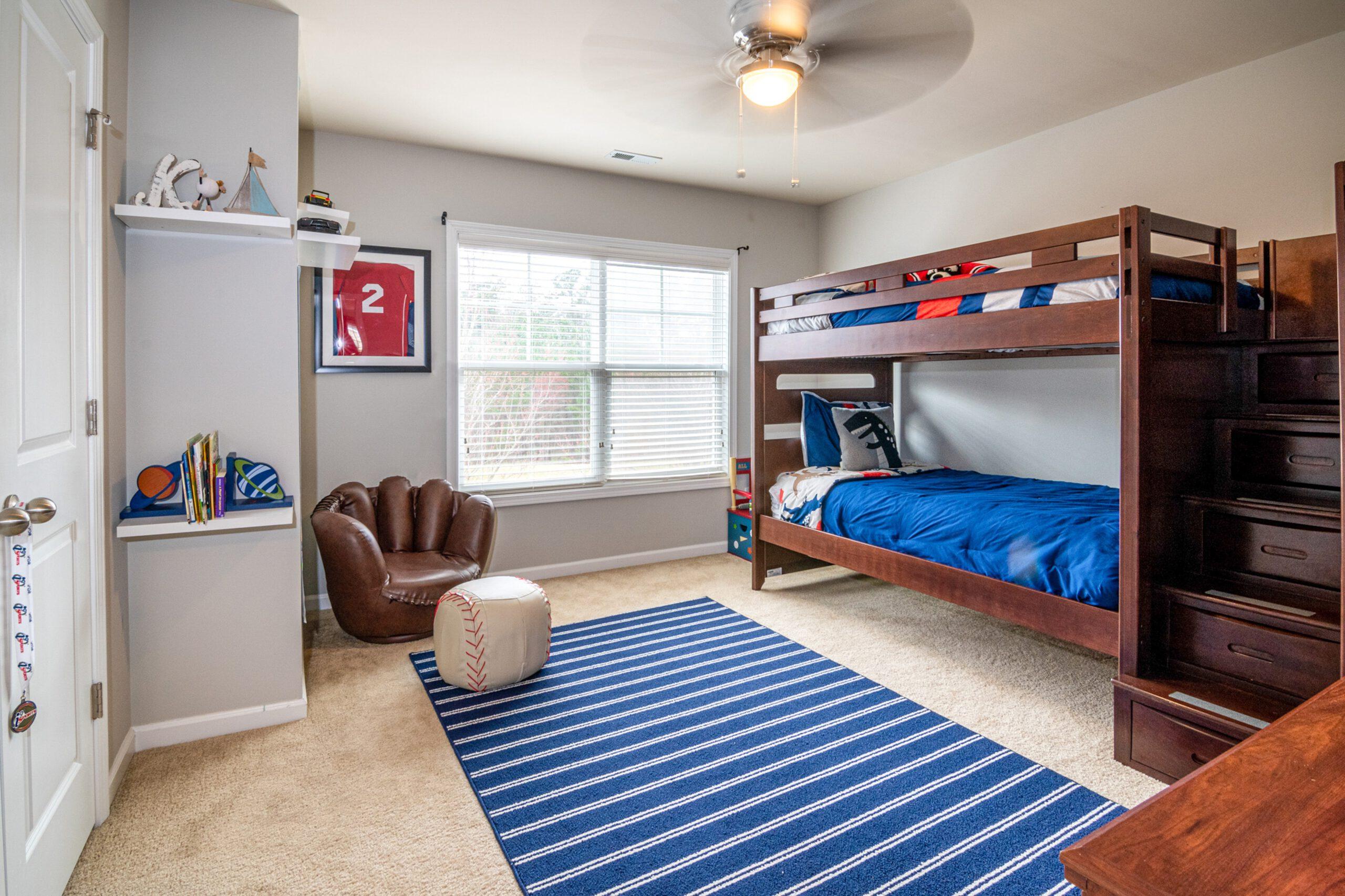 Moet je een stapelbed kopen voor de slaapkamer van jouw kind